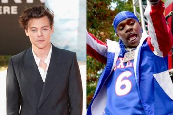 Harry Styles Jets Past DaBaby, Roddy Ricch, & Jack Harlow For First-Ever #1 Hit