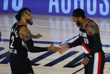 Trail Blazers Best Grizzles In Pay-In Game & Secure Playoff Spot