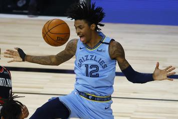 Ja Morant Had A Fractured Thumb During Seeding Round: Report