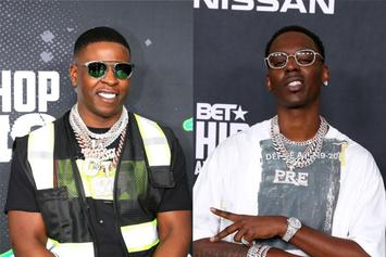 Blac Youngsta Fires Literal Shots At Young Dolph