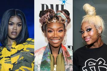 "Teyana Taylor, Brandy & Summer Walker Hold Down This Week's ""R&B Season"" Playlist"