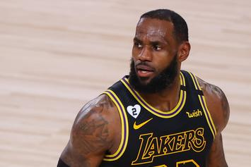 LeBron James Reportedly Upset With Bucks For Blindsiding Players