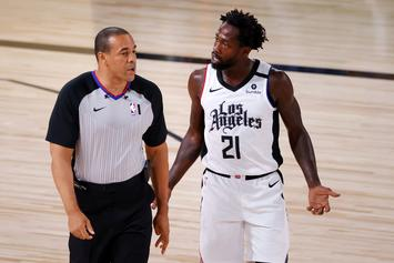 Patrick Beverley's Teammates Defend Him After Leaked Story