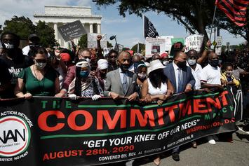 March On Washington 2020: A Look At The Commemoration Of The Historic Civil Rights March