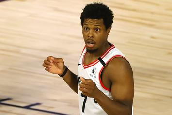 Kyle Lowry Receives Injury Update Ahead Of Raptors-Celtics Series