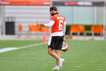 Baker Mayfield Speaks On Social Justice During Browns Practice