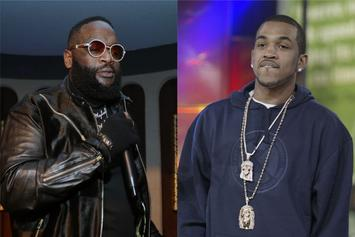 Rick Ross Instigates Lloyd Banks Following Response