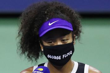 Naomi Osaka Thanked By Trayvon Martin & Ahamud Arbery's Parents For Activism