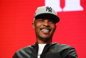 T.I. Has A Message For People Getting Government Checks