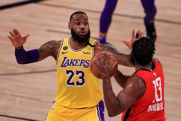 LeBron James Speaks Out On James Harden's Free Throws