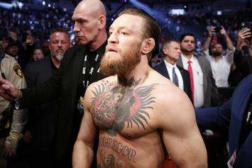 Conor McGregor Arrested For Alleged Attempted Sexual Assault