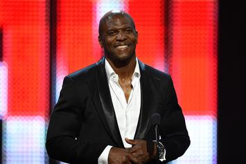 """Terry Crews Says You're Not """"Black & Successful"""" Until You've Been Called A """"C**n"""""""