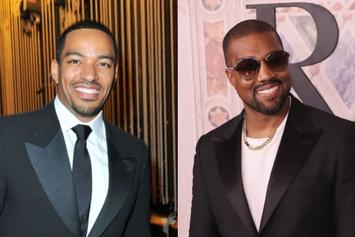 "Laz Alonso Accuses Kanye West Of Manipulating Black People When ""Maga Folks"" Abandon Him"