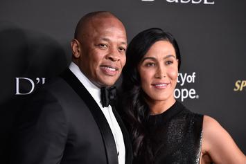 "Dr. Dre's Estranged Wife, Nicole Young, Says Dre ""Secretly"" Hid Assets"