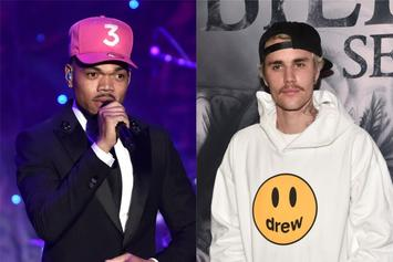 Chance The Rapper Picked Apart For Comparing Justin Bieber To Michael Jackson