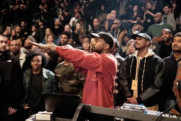 """Kanye West Details His Plan To """"Free All Artists By Any Means Necessary"""""""