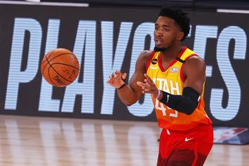 Donovan Mitchell Delivers Emotional Apology To Breonna Taylor