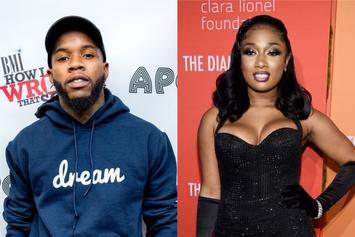 "Megan Thee Stallion's Team Accuses Tory Lanez Of A ""Smear Campaign"""