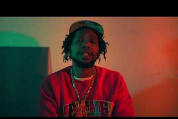 """Curren$y  Paints Model Cars & Smokes Out """"The Crow's Nest"""""""