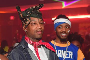 """21 Savage & Metro Boomin """"Savage Mode 2"""" Has A Release Date"""
