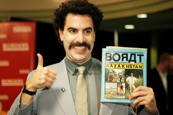 Borat Sequel Announces Release Date, Shares First Trailer