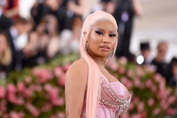Nicki Minaj Gives Birth To Her First Child