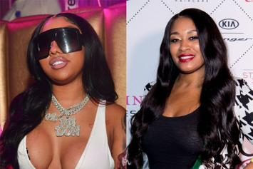 "Ari Fletcher Threatens To ""Beat The Baby Out"" Of Nicki Minaj's Pregnant Friend Rah Ali"