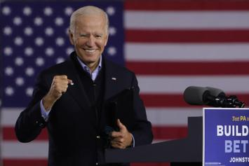Joe Biden Reveals His COVID-19 Status After Trump Tests Positive