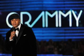 """LL Cool J Tells Kanye West To """"Piss In A Yeezy"""" Instead Of On Grammy Award"""