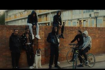 "Burna Boy & Stormzy Depict ""Real Life"" In London"