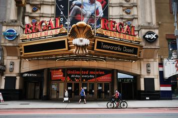 """Regal Cinemas Closing All US Theaters Following """"No Time To Die"""" Delay"""