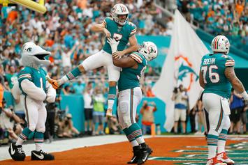 Miami Dolphins Granted Permission To Pack 65,000 Person Stadium