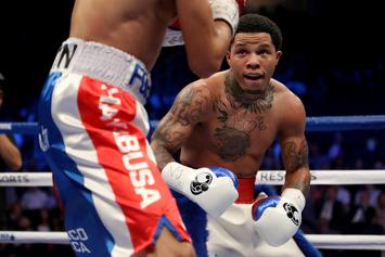 "Gervonta Davis Apologizes For Saying He's ""Okay"" With Getting COVID-19"
