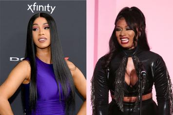 """Cardi B & Megan Thee Stallion Don't Submit """"WAP"""" For Grammy Consideration"""
