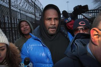 R. Kelly Denied Release After Being Beaten Up