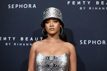 """Rihanna Supports """"#EndSARS"""" In Wake Of """"Brutality"""" & Shootings In Nigeria"""