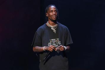"Travis Scott & Mike Dean Are Cooking Up For ""Utopia"""