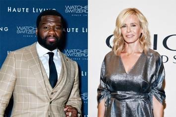 50 Cent Voting For Joe Biden According To Chelsea Handler