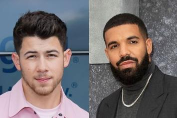 "Nick Jonas Subtly Shades Drake With ""Curse"" Mention In Conspiracy Theory"