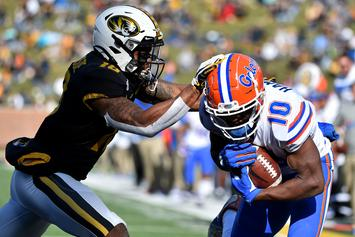 On-Field Brawl In Missouri-Florida Game Gets Three Players Ejected