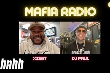 "DJ Paul & HNHH Present ""Mafia Radio"" Podcast: Xzibit Drops Gems In Debut Episode"