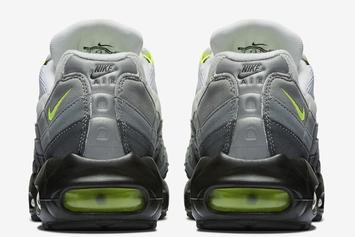 """Nike Air Max 95 """"Neon"""" Retro Release Date Revealed"""