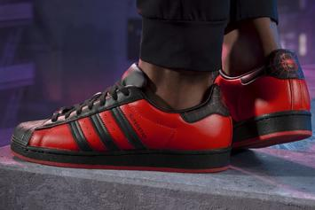 """Spider-Man: Miles Morales"" x Adidas Superstar Collab Unveiled"