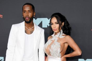 Erica Mena Teases That Safaree Samuels Could Never Leave Her