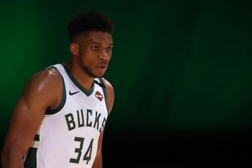 Giannis Antetokounmpo Smiled At Idea Of Joining Heat, Says Tennis Star