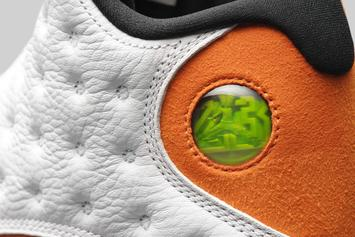 "Air Jordan 13 ""Starfish"" Coming This Spring: New Photos"