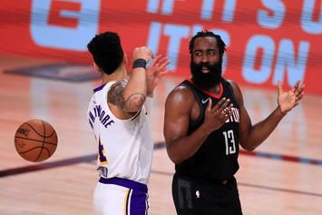 James Harden Reportedly Adds New Team To Desired Trade List