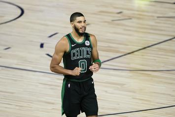 Jayson Tatum & Celtics Agree On Max Rookie Contract Extension: Report