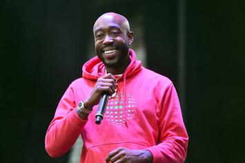 Freddie Gibbs Is Ready For A Grammy Family Outing