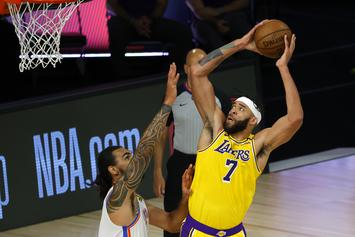 JaVale McGee Pens Emotional Goodbye To The Lakers